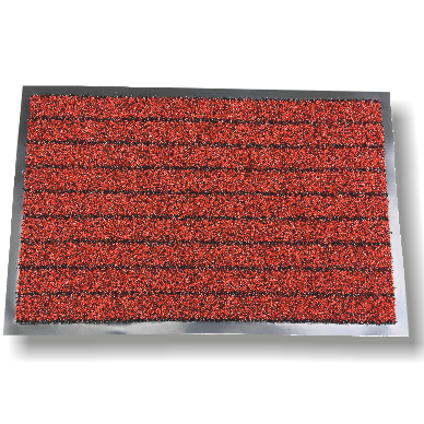 Mars 60x90cm Red-Black