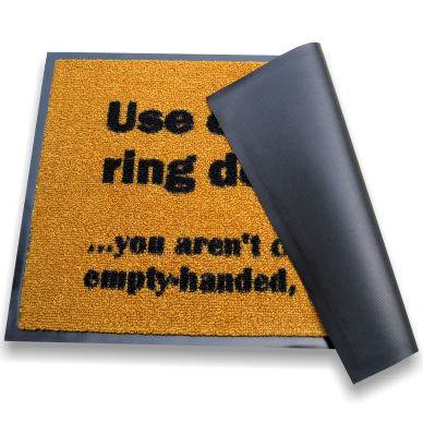Doorbell 50x75cm
