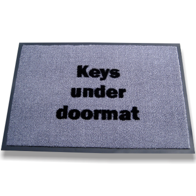 Keys 50x75cm