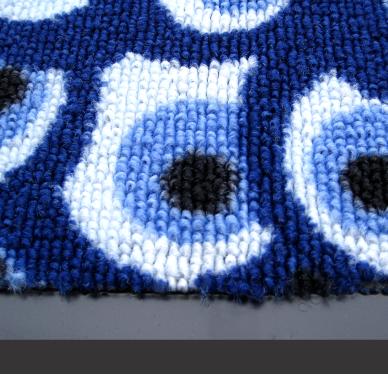 Evil Eye 50x75cm